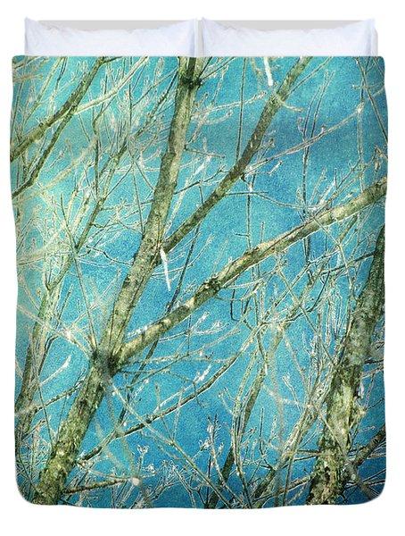 Wonderland Duvet Cover by Amy Tyler