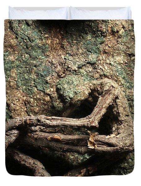 Wounds Duvet Cover by Adam Long