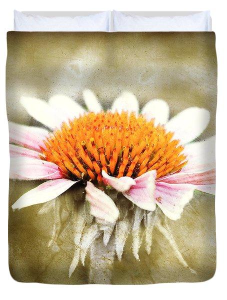 Young Petals Duvet Cover by Julie Hamilton