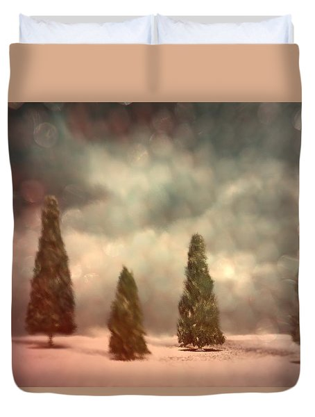 5 Pine Duvet Cover