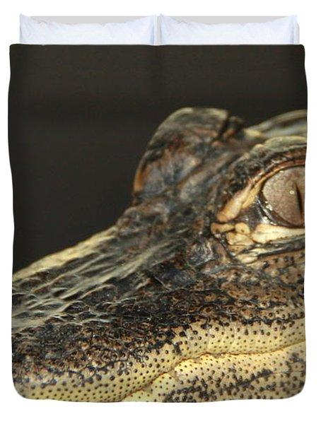 Al The Alligator Duvet Cover
