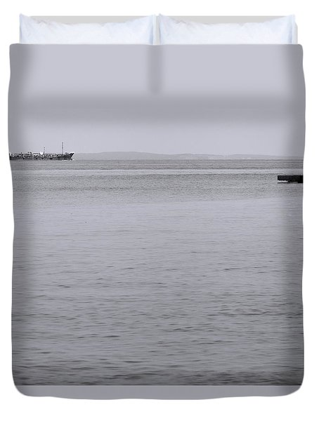 Bay  Duvet Cover