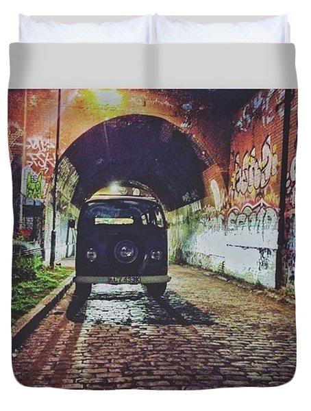 • Enjoy • • #wanderlust #wander Duvet Cover