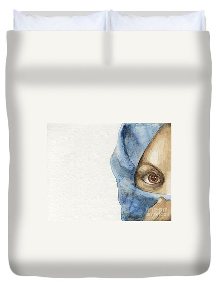 Esther Duvet Cover by Annemeet Hasidi- van der Leij
