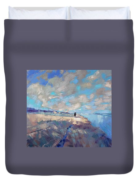 Eternal Wanderers Duvet Cover