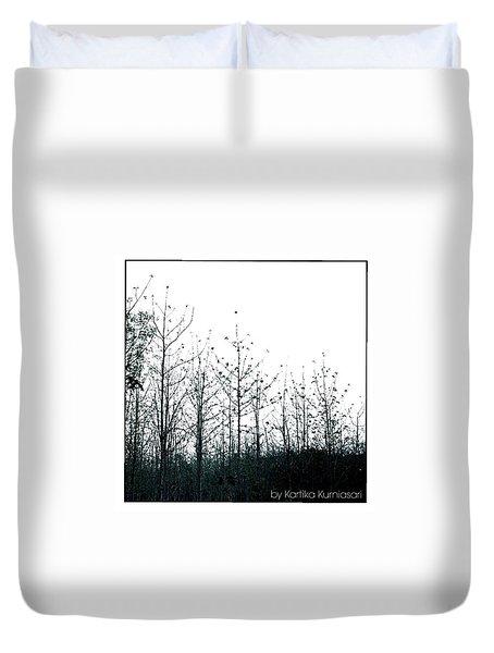 - Forest Simplicity-  Duvet Cover