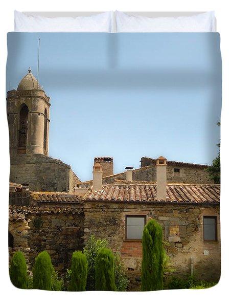 Pubol Spain Duvet Cover