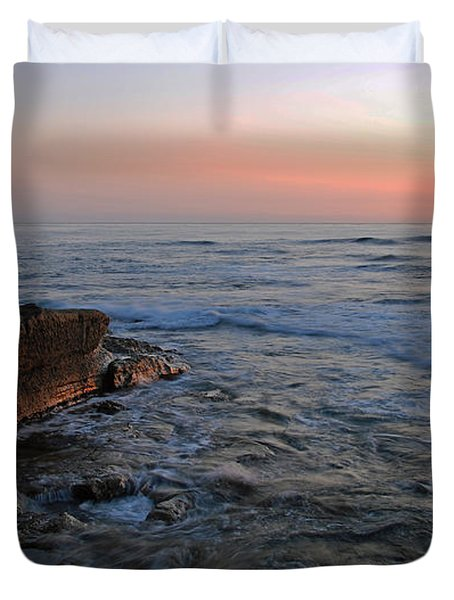 Shores Duvet Cover