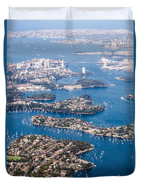 Sydney Vibes Duvet Cover