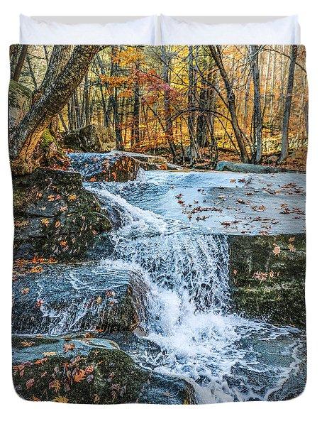 #0043 - Dummerston, Vermont Duvet Cover