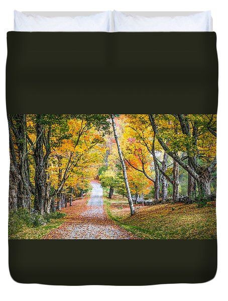 #0119 - New Hampshire Duvet Cover