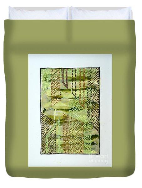 01328 Slide Duvet Cover by AnneKarin Glass