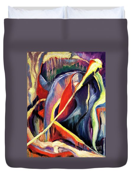 01355 Hot Duvet Cover