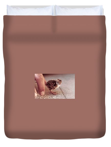 02_contact With Nature Duvet Cover