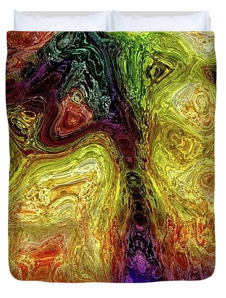 043016 Duvet Cover