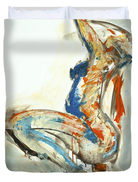 04958 Suddenly Duvet Cover by AnneKarin Glass