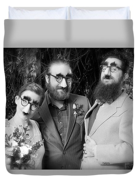 05_21_16_5318 Duvet Cover by Lawrence Boothby