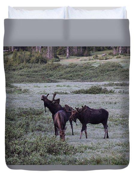Moose Cameron Pass Co Duvet Cover