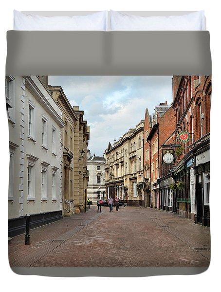 Trinity House Lane Duvet Cover
