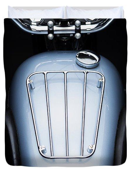1949 Triumph Trophy Duvet Cover