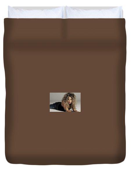3493 Celebrity Shakira  Duvet Cover