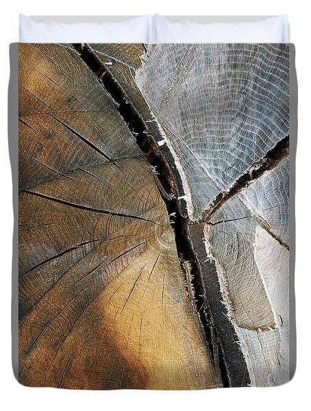 A Dead Tree Duvet Cover