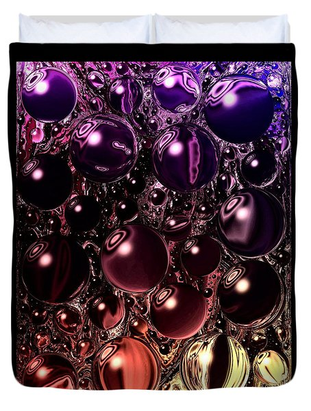 Gamete Cell Duvet Cover