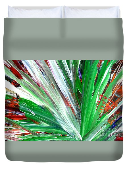 Abstract Explosion Series 92215 Duvet Cover