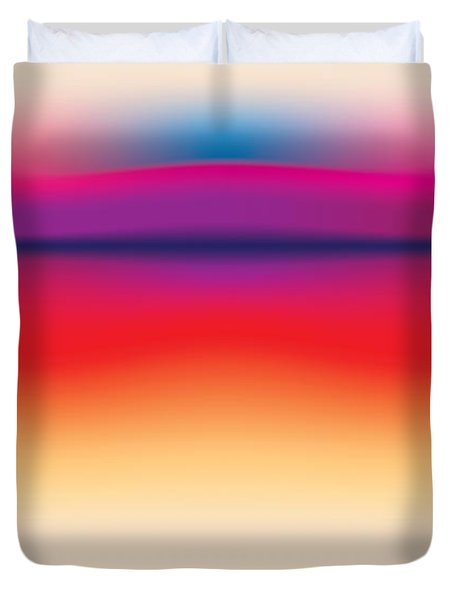 After Rothko 5 Duvet Cover