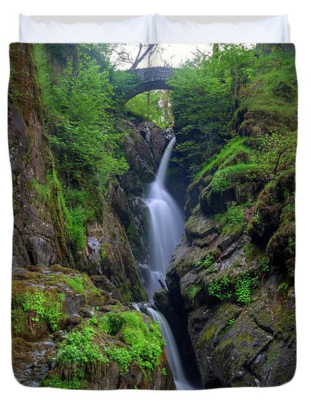 Aira Force - Lake District Duvet Cover