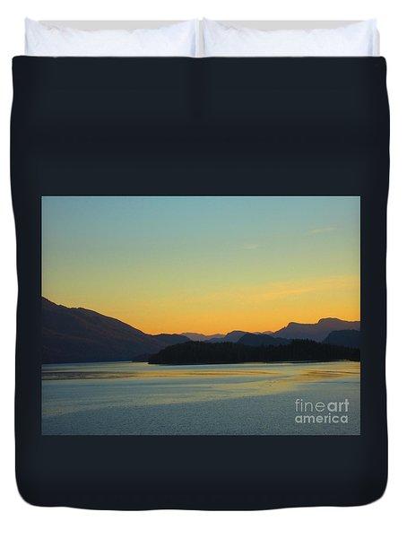 Alaska2 Duvet Cover