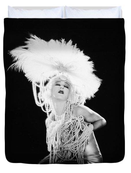 Alla Nazimova (1879-1945) Duvet Cover