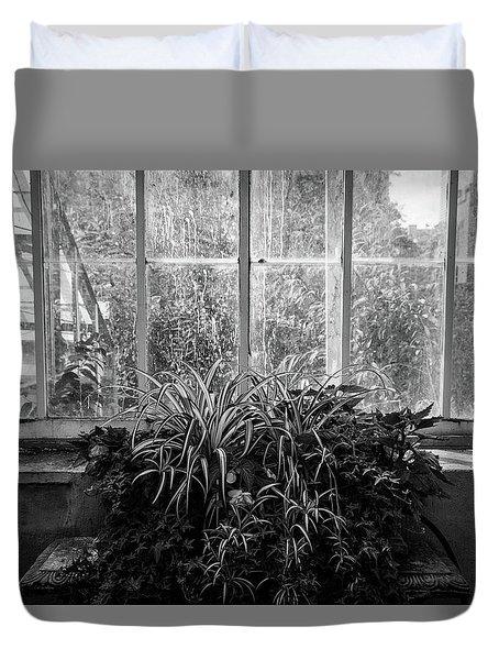 Allan Gardens Duvet Cover