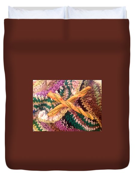 Always With Love Duvet Cover
