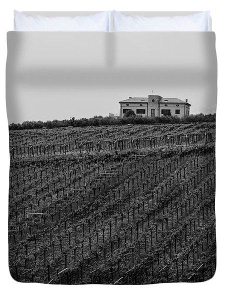 An Italian Farm In Abruzzo Duvet Cover