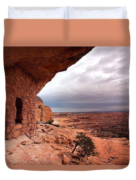 Ancient Storm Duvet Cover