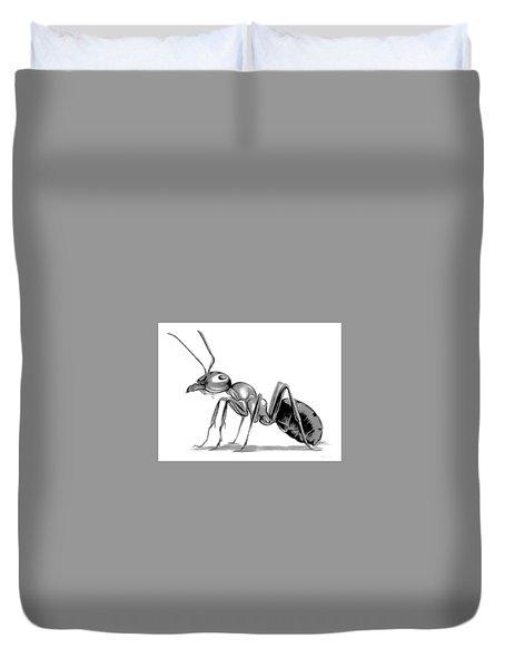 Ant Duvet Cover