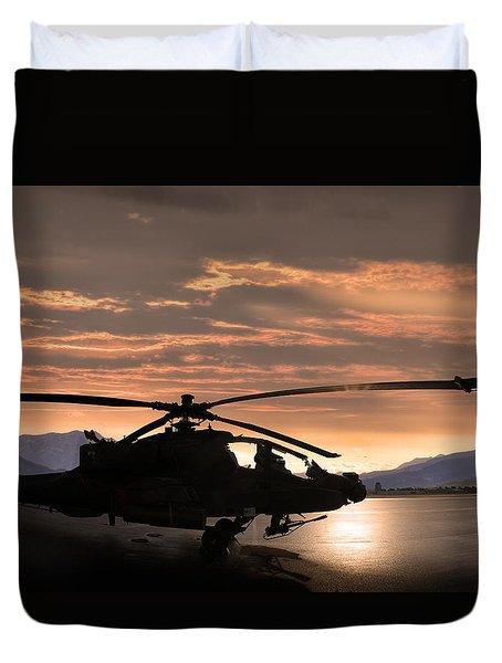 Apache Duvet Cover