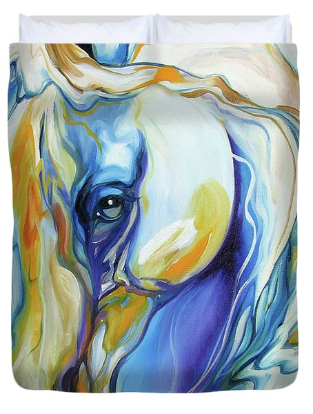 Arabian Abstract Duvet Cover