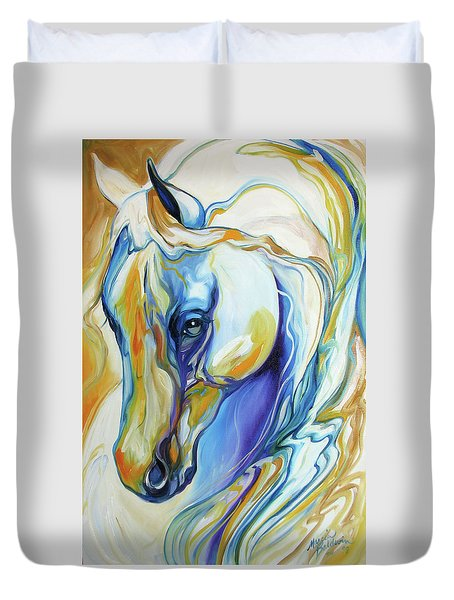 Arabian Abstract Duvet Cover
