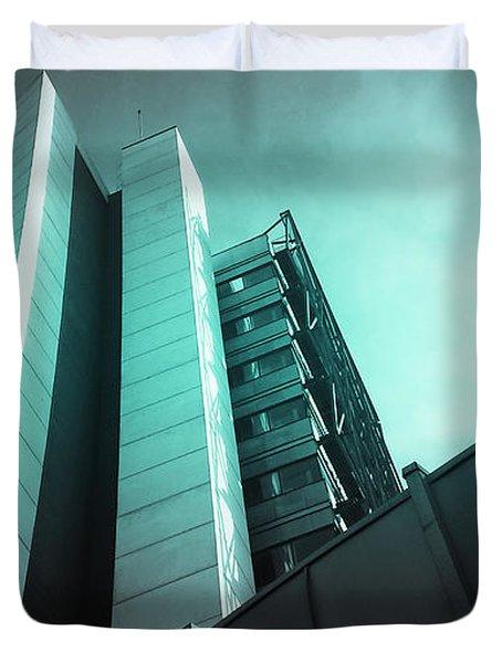 Architecture Duvet Cover