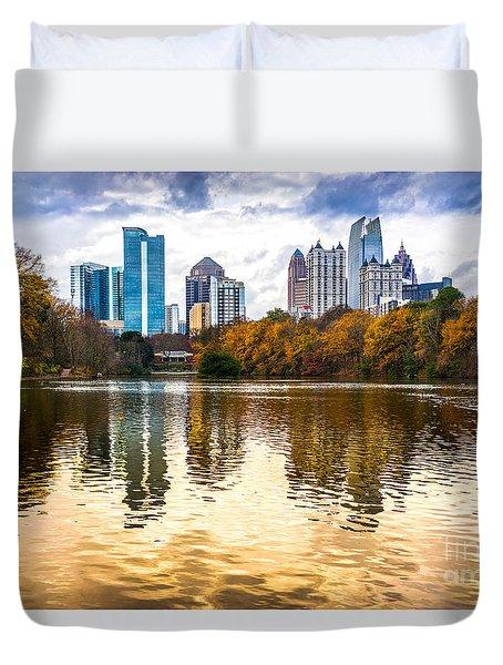 Atlanta - Usa Duvet Cover