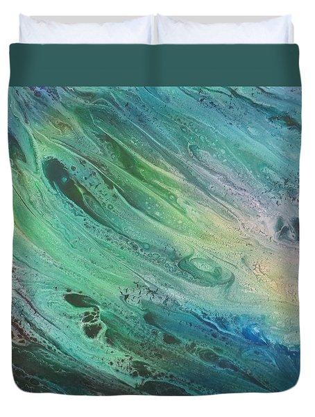 Exuberant Duvet Cover