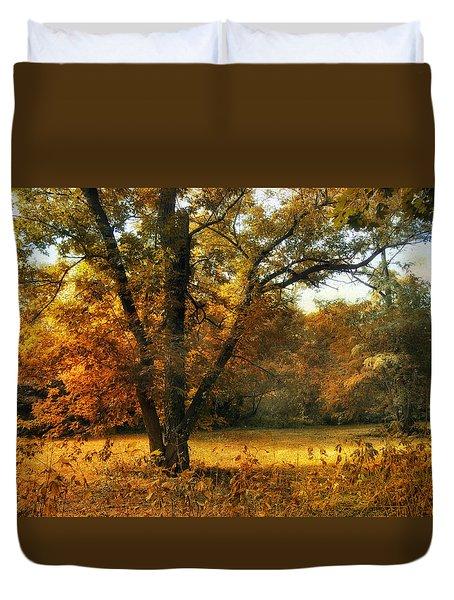 Autumn Arises Duvet Cover