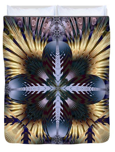 Banshee Duvet Cover