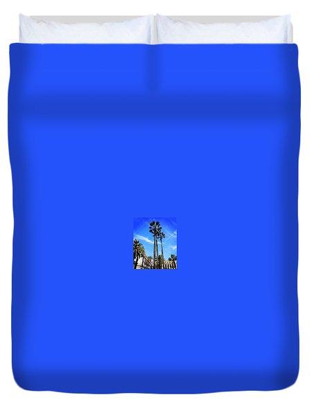 Barcelona Duvet Cover