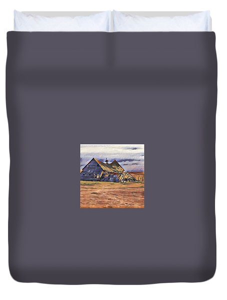 Barn Down Duvet Cover