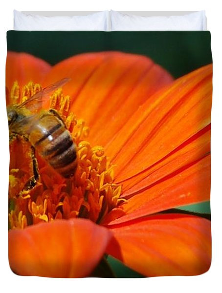 Bee-utiful Duvet Cover
