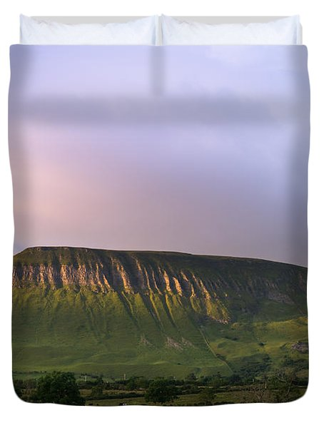 Ben Bulben Duvet Cover