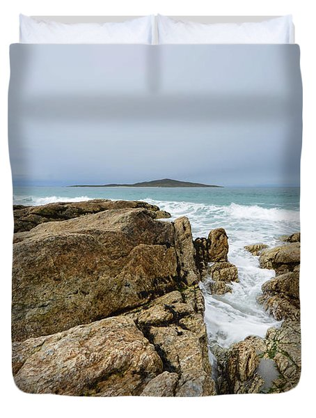 Berneray Views Duvet Cover